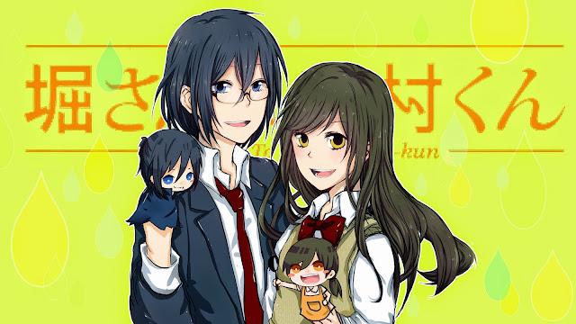 Manga Horimiya ha vendido más de 6 millones de copias