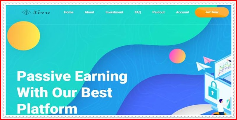 Мошеннический сайт xeroinvestment.com – Отзывы, развод, платит или лохотрон? Мошенники