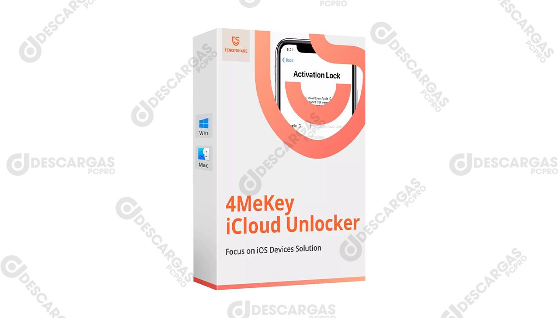 Tenorshare 4MeKey v4.0.0.14, La mejor herramienta para eliminar el bloqueo de activación para dispositivos iOS