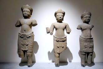 Paris : Musée Guimet, musée national des arts asiatiques, oeuvre d'un homme, passion de l'orientalisme - XVIème