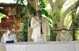José Andújar se juramenta como Alcalde de Santo Domingo Oeste