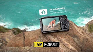 Designed to capture and share all the action