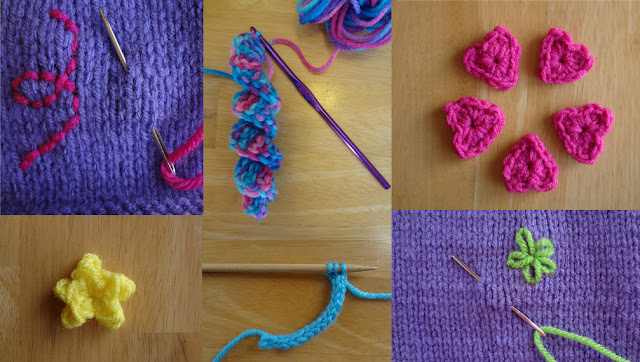 Fiber Flux: 8 fun ways to embellish your hand stitched