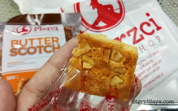Merzci Pasalubong butterscotch - Bacolod pasalubong - visit Bacolod - Bacolod City - Masskara Festival - Bacolod blogger - Bacolod desserts - Bacolod delicacy - Bacolod specialty - Negros Occidental