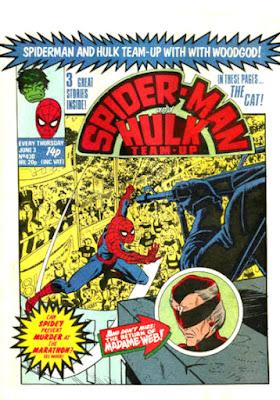 Spider-Man and Hulk Weekly #430