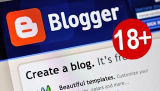Blogger y la monetización de blogs de adultos