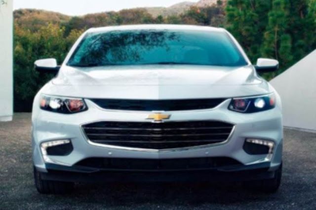 2018 Chevrolet Malibu Review Design