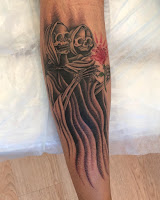 death tattoo ufa