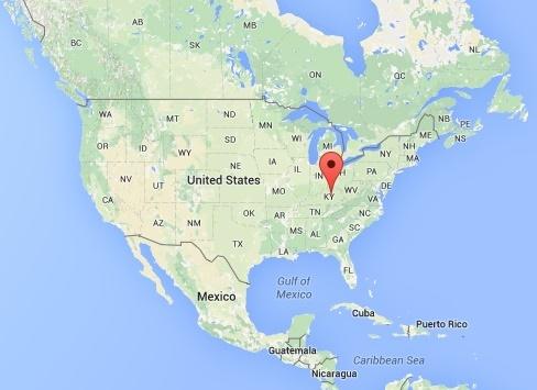 ABD Kentucky Eyaleti