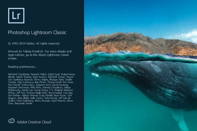 تحميل Adobe Photoshop Lightroom Classic 2020 v9.0.0 ماك