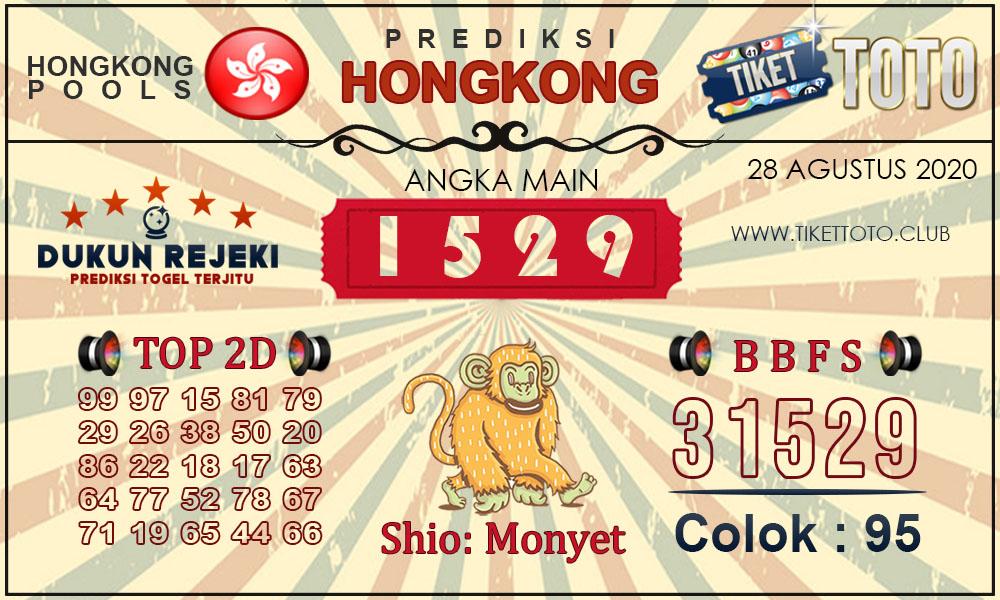 Prediksi Togel HONGKONG TIKETTOTO 28 Agustus 2020