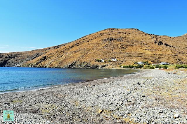 Avessalos, isla de Serifos (Grecia)