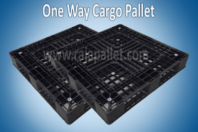 One Way Cargo Pallet Plastik