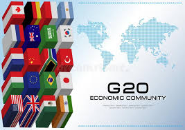 Cryptocurrencies Go To Meet The G-20