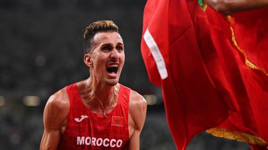 البقالي: ذهبية 3000م موانع في أولمبياد طوكيو انطلاقة لتحقيق إنجازات أفضل