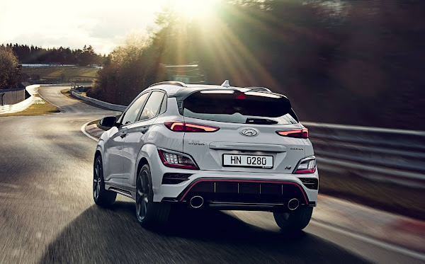 Hyundai Kona N: SUV esportivo de 280 cv, vai de 0 a 100 km/h em 5,5s