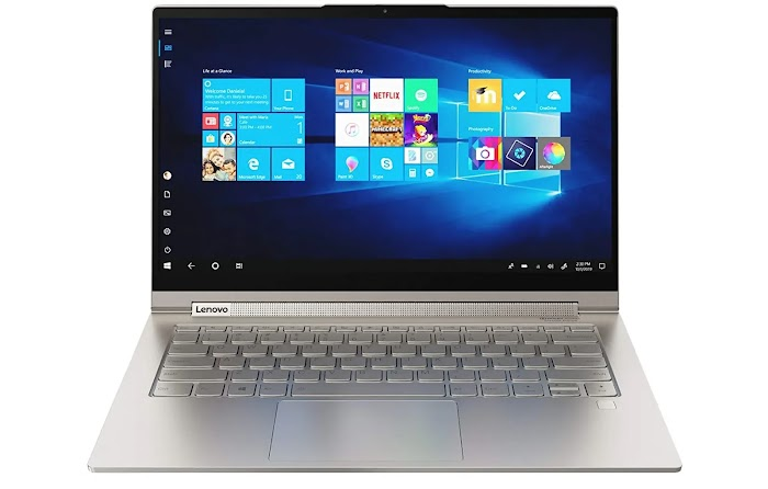 Lenovo Yoga C940-14 FHD Touch review