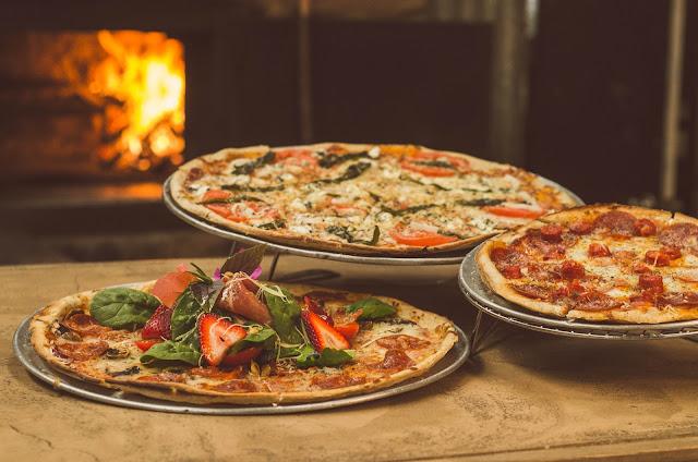 Pizza in AI-Malqa Riyadh