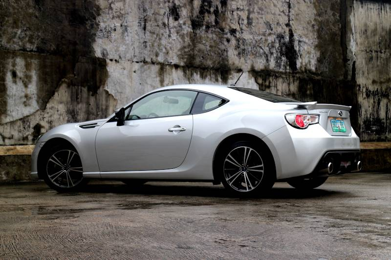 Marvelous Though The BRZ Shares The Same Low Slung Shape And Long Hood, Short Rear  Deck Proportions As The Toyota 86, Subaru Designers Have Imparted Several  Design ...