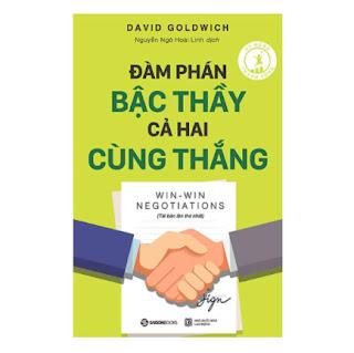 Đàm Phán Bậc Thầy Cả Hai Cùng Thắng (Tái Bản) ebook PDF EPUB AWZ3 PRC MOBI