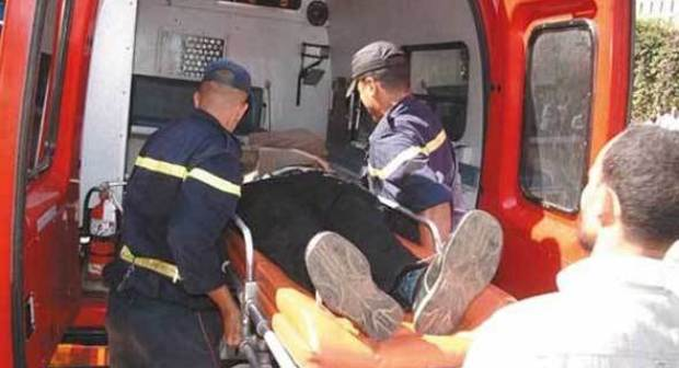 عاجل:كسارة ترسل سائقا إلى مستعجلات الحسن الثاني بأكادير في حالة جد حرجة.