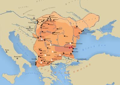 First Bulgarian