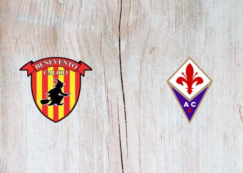 Benevento vs Fiorentina -Highlights 13 March 2021