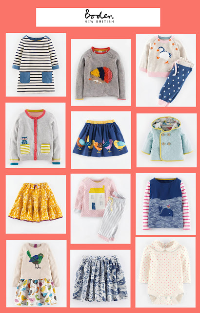 Boden Girl Transition Pieces