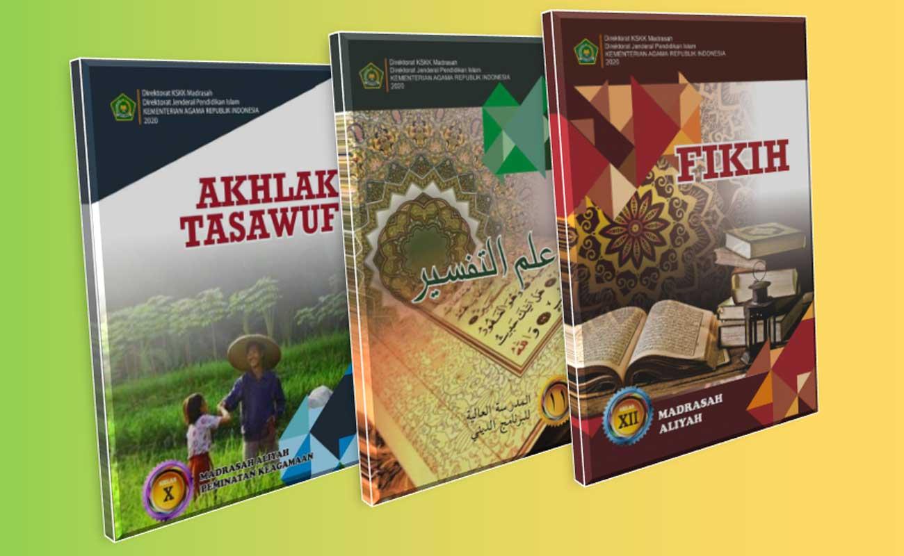 Buku PAI dan Bahasa Arab MA Peminatan KMA 183 184 Revisi Final 2020