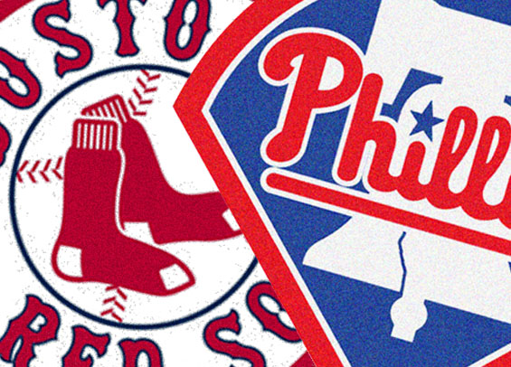 Philadelphia Phillies head to Boston to open series with Red Sox