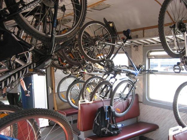 провоз велосипеда +в общественном транспорте