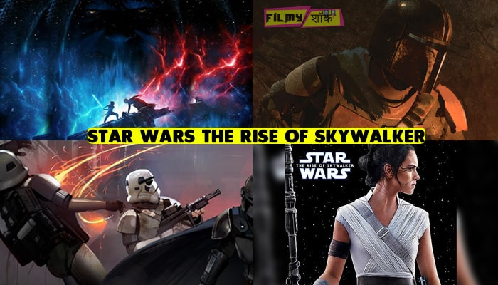 Star Wars The Rise Of Skywalker Movie Download