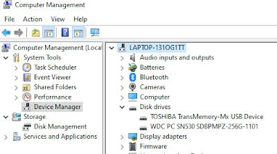 direktori flash disk tidak valid