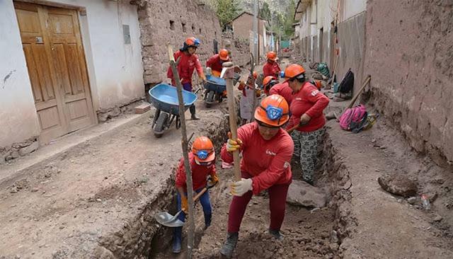 Trabaja Perú Convocatoria 2020