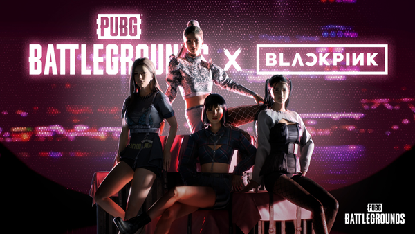 SQUAD UP WITH BLACKPINK AND KRAFTON TO DROP INTO PUBG: BATTLEGROUNDS