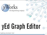 Membuat Flowchart, DFD dan ERD dengan Software Gratis yEd Graph Editor
