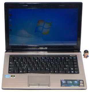 Laptop Gaming ASUS A43S Core i5 Double VGA