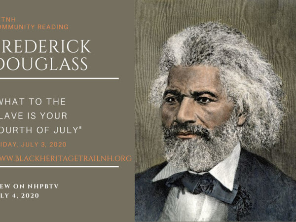 #NH Communities Read Frederick Douglass @BlackHeritageNH