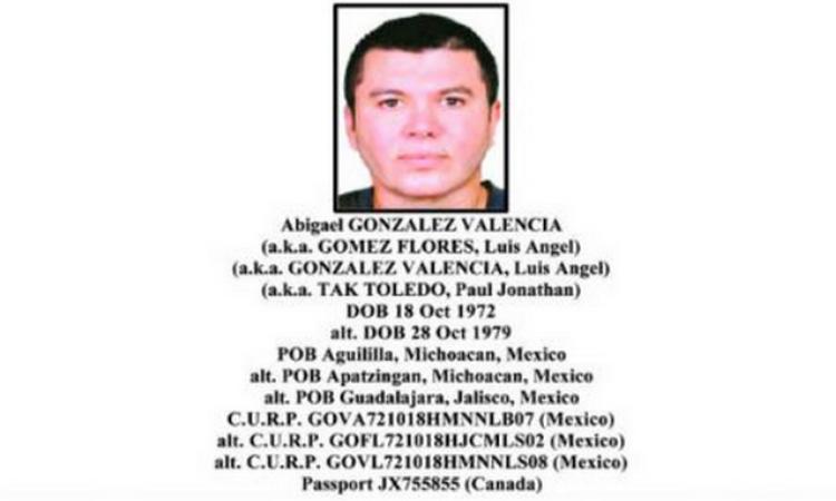 """""""El Cuini"""", el capo millonario cuñado de """"El Mencho"""""""
