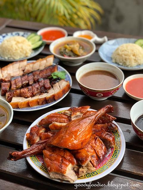 soon fatt roast duck kl delivery