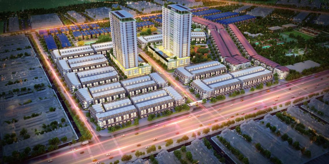 Một số điểm về thị trường BĐS ở khu vực trung tâm Phú Mỹ-Bà Rịa Vũng Tàu