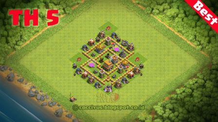 4# - Formasi Base TH 5 Defense Hybrid