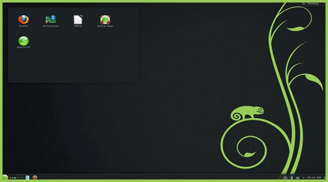 أوبن سوزي | openSUSE