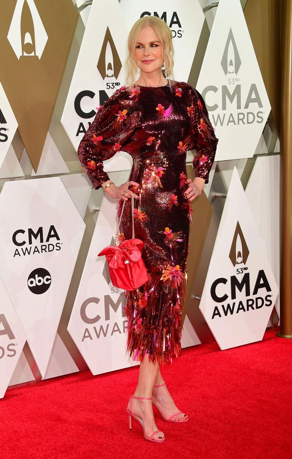 Nicole Kidman – 53rd Annual CMA Awards at Bridgestone Arena in Nashville