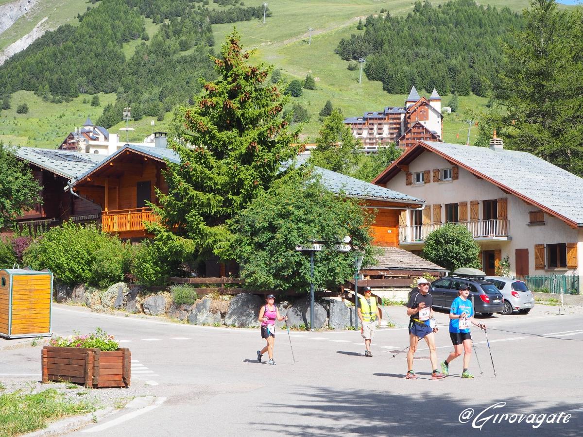 Les 2 Alpes nordic walking