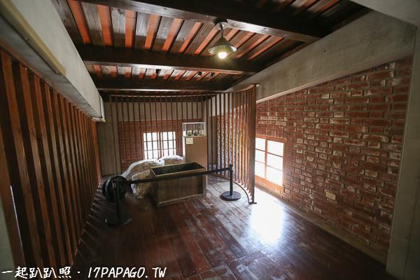 古早的菸樓主要有分大阪式和廣島式,此處的是較常見的大阪式