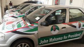 GHC80,000 Chevrolets sold to NDC 'celebs' at GHC20,000
