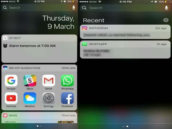 How to disable pop-up notifications on iPhone