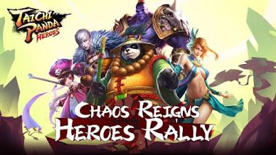 Taichi Panda Heroes v2.4 Mod Apk-1