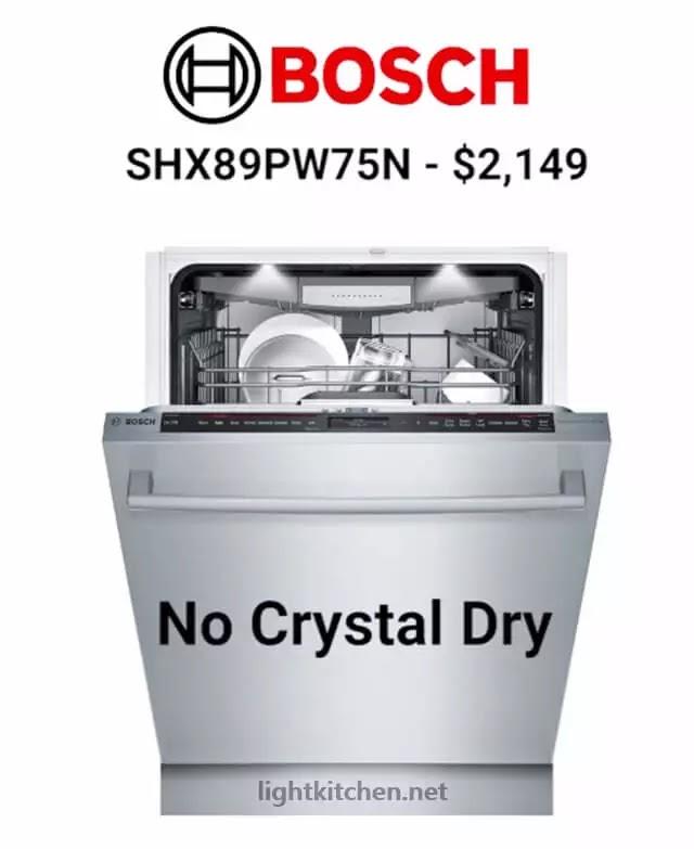 BOSCH SHX89PW75N Price